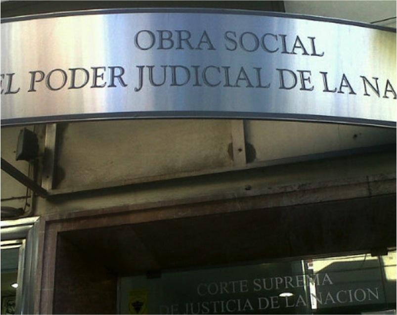 Obra Social Poder Judicial