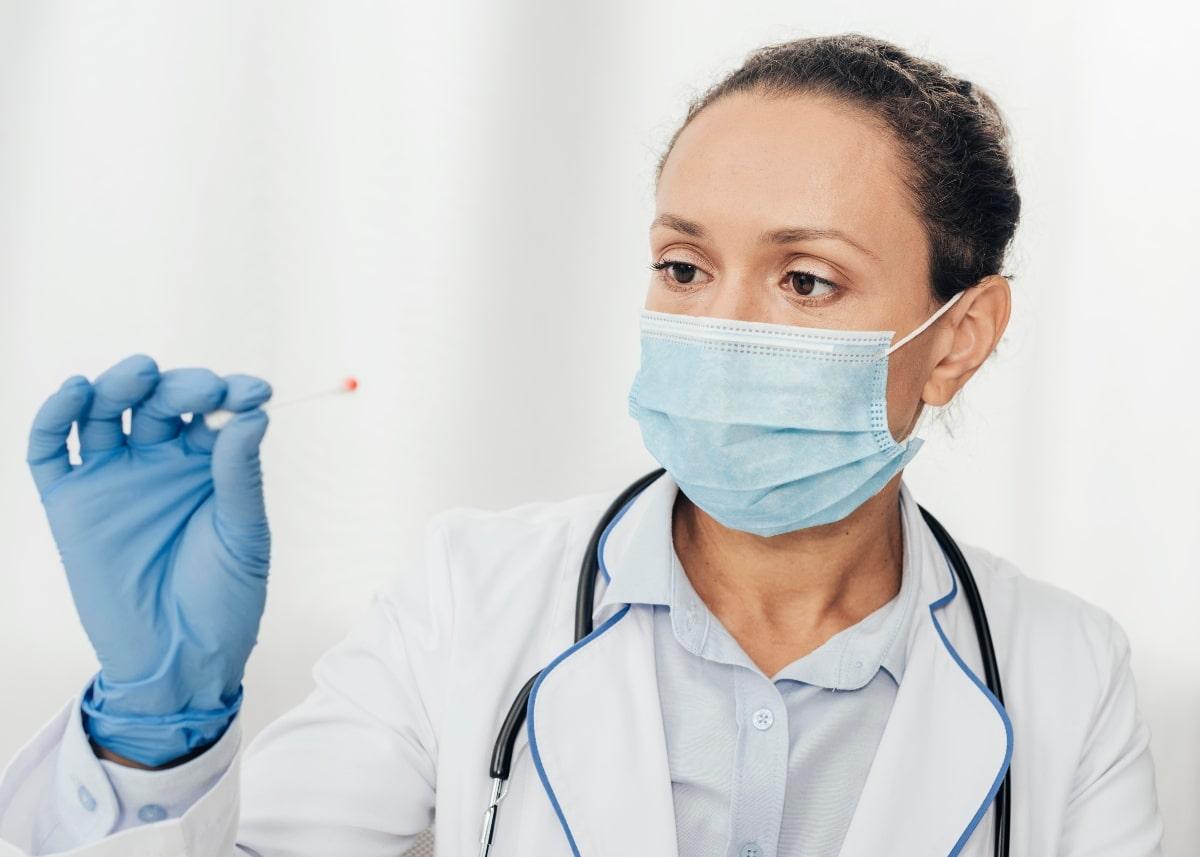 ¿Cuáles son los tipos de hisopados?